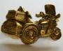 PIN DORADO TRIKE GOLDWING