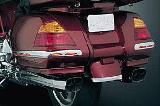 Embellecedor luz para maletas laterales